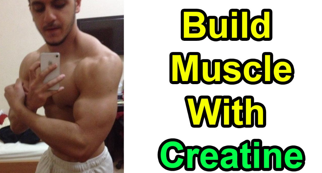 CREATINEs FOR MUSCLE BUILDING