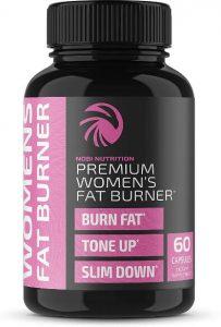 Nobi Nutrition Premium Women's Fat Burner