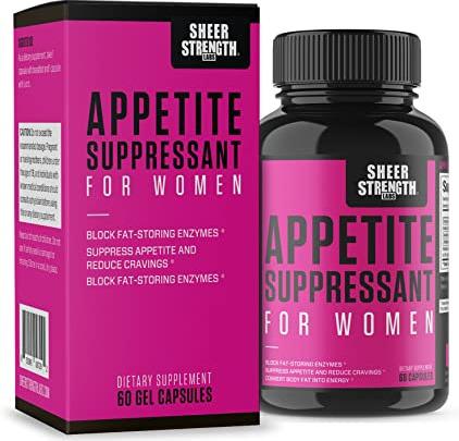 Sheer Strength Appetite Suppressant
